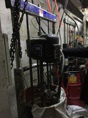 隧道盾尾油脂输送系统
