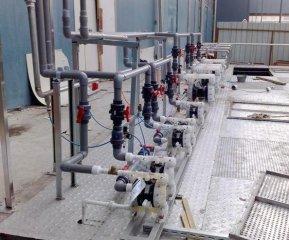 污水处理酸碱、污泥输送
